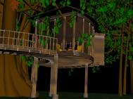 Bamoo Tree House